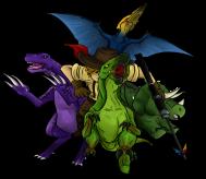 Dino Tamer Mega Pack