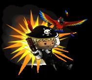 Pirate Captain Mega Pack