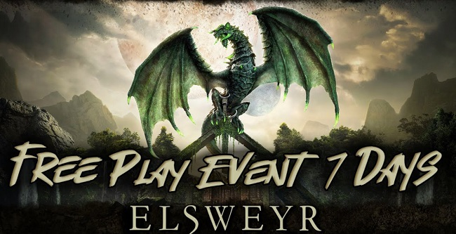 ESO Free Play Event